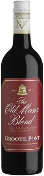 Groote Post The Old Man's Blend Red