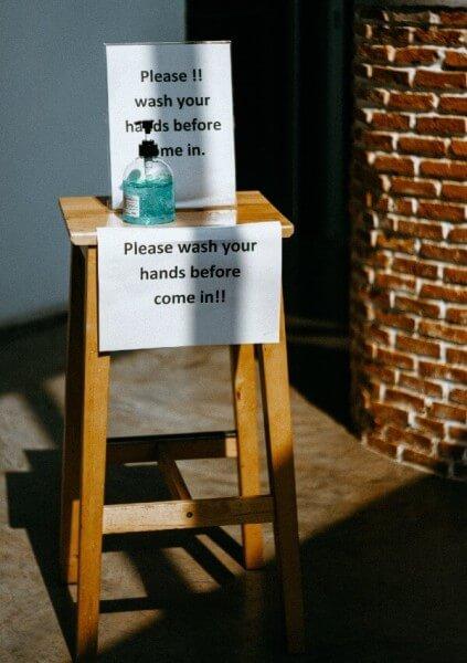 Restaurants-Sanitizer
