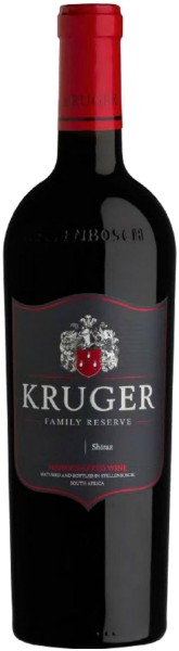 Stellenview Kruger Family Reserve Shiraz
