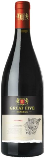 Stellenview Great Five Reserve Pinotage