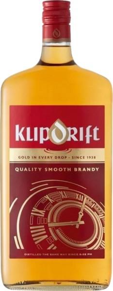 Klipdrift Brandy - 1 Liter