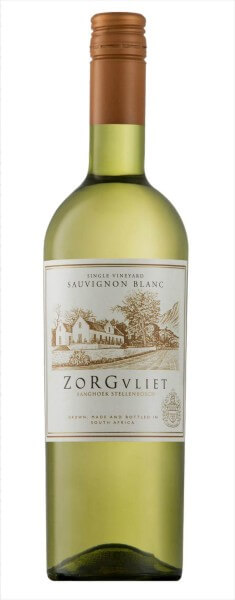 Zorgvliet Single Vineyard Sauvignon Blanc