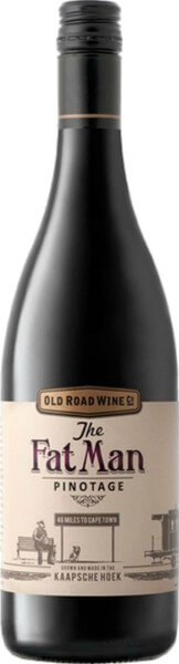 Old Road The Fat Man Pinotage