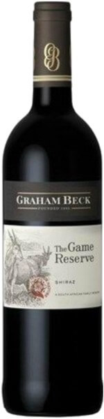 Graham Beck Game Reserve Shiraz