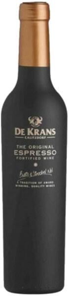 De Krans Original Espresso halbe Flasche
